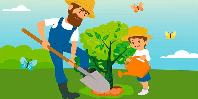 Второй этап акции «Наш лес. Посади свое дерево» в Жуковском пройдет во дворах города