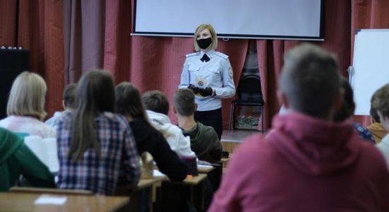 В Жуковском полицейские присоединились к акции «Подросток – игла»