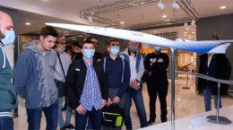 Студенты института «Авиационная техника» МАИ посетили ЦАГИ