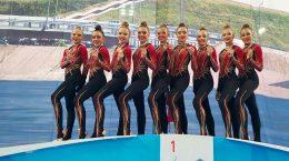 Жуковские гимнастки привезли из Казани две медали высшей пробы и одну бронзу