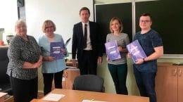 Игорь Марков поздравил педагогов