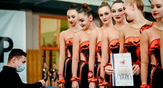 В Жуковском состоялось второе открытое первенство по эстетической гимнастике на призы главы города