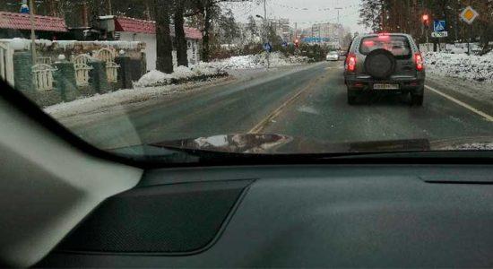 Госавтоинспекция сообщила маршрут перепуска дорожного движения с улицы Туполева
