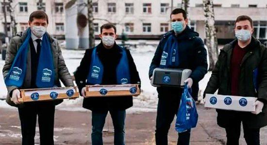 Городской округ Жуковский присоединился к акции «Лови гранат»