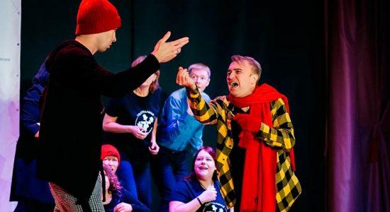 Гран-при фестиваля «Театральной завалинки» получил театр «Игра» из Екатеринбурга