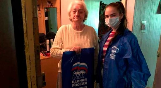 Волонтерский штаб в Жуковском продолжает работать в режиме повышенной готовности