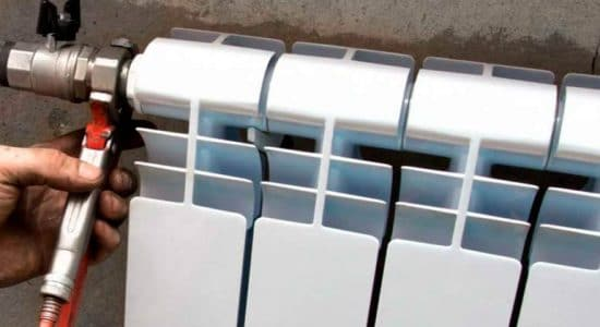 батареи заменили в квартире жителя Жуковского благодаря Госжилинспекции
