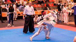 Жуковские каратисты блестяще выступили на Кубке Федерации в Ногинске
