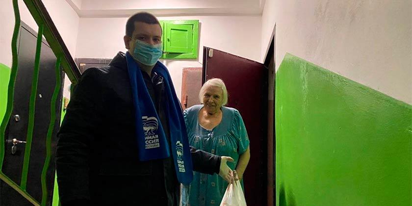 Жуковские волонтеры продолжают оказывать помощь и поддержку