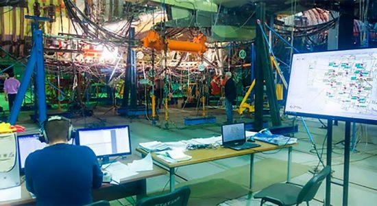 В Жуковском разработали новую систему управления нагружением для прочностных испытаний