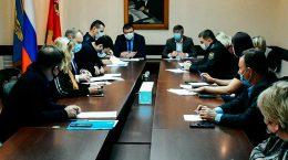 В администрации провели встречу с руководством управляющих компаний города