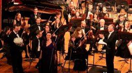 Во Дворце культуры состоялся юбилейный концерт Жуковского симфонического оркестра