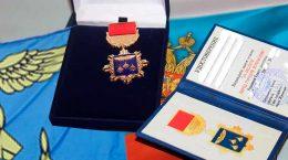 знак отличия «За заслуги перед городом Жуковским»