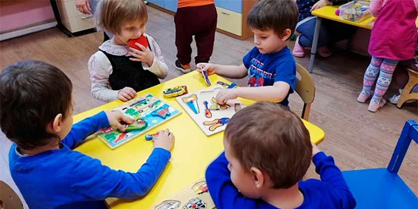 Центр для детей с аутизмом «Подсолнухи» в Жуковском объявляет новый набор