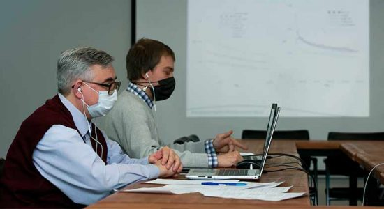 Лаборатория ЦАГИ подвела итоги научной работы в рамках гранта правительства Российской Федерации