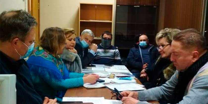 Состоялось первое заседание Комиссии по социально-экономическому развитию Общественной палаты г.о.Жуковский