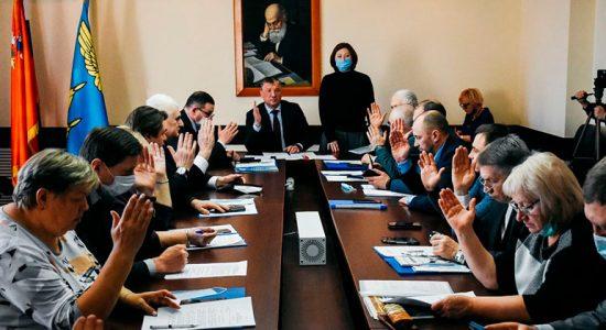 Жуковские депутаты разрешили школьникам подавать заявление на участие в ОГЭ и ЕГЭ онлайн