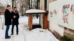 Управляющей компании на устранение граффити дали срок в 3 дня