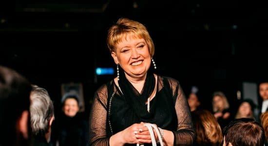 Елена Жихарева сыграла главную роль в спектакле «Юбилей» по произведению Антона Чехова
