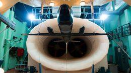 В ЦАГИ испытали модель легкого конвертируемого самолета с новыми элементами компоновки
