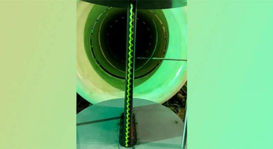 В ЦАГИ разработана концепция микрорельефа поверхности для крыла летательного аппарата