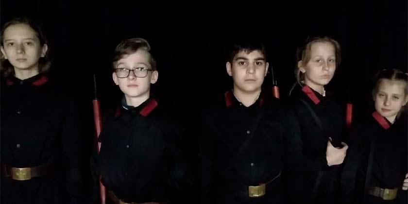 Театральная студия «Крылья» ЖДШИ № 1 одержала победу на Всероссийском конкурсе