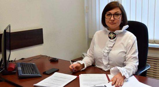 На должность начальника управления ЖКХ администрации города назначена Алла Кононова