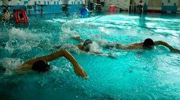 Завершились соревнования по плаванию среди жителей Жуковского