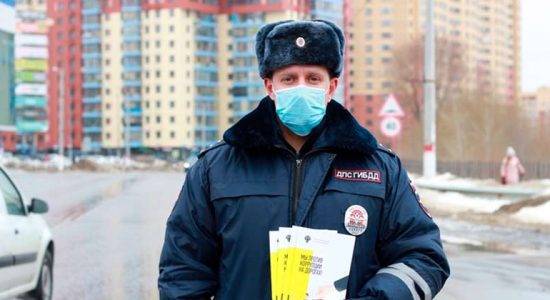 В Жуковском автоинспекторы провели акцию «Коррупции – нет!»