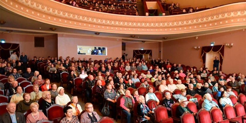 Жуковский Дворец культуры приглашает горожан на праздничный концерт