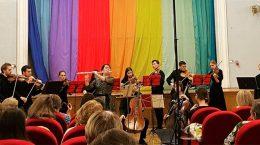 Состоялся юбилейный концерт камерного ансамбля «Рондо»