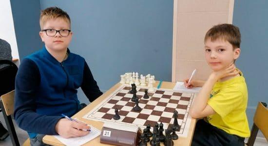 Завершилось открытое Первенство г.о.Жуковский по шахматам среди детей
