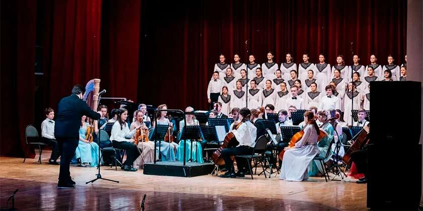 Во Дворце культуры прошел отчетный концерт Жуковской детской школы искусств № 1