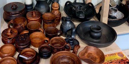 Выставка керамистов Жуковского открылась в галерее «5 Дом»