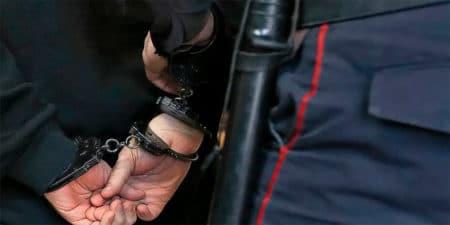 Полицейские задержали в Жуковском мошенников, занимающихся инсценировкой ДТП