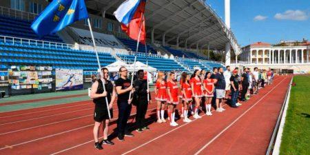 С 30 августа по 4 сентября в Жуковском состоится VIII Спартакиада трудовых коллективов