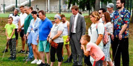 Жителей города пригласили принять участие в турнире по мини-гольфу
