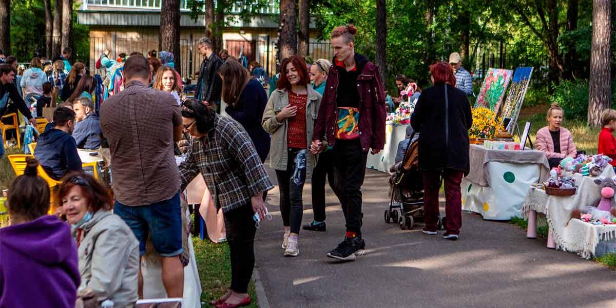 """28 августа в Жуковском состоится фестиваль локальной культуры """"Small talk fest"""""""