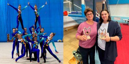 Жуковские гимнастки прошли отбор на чемпионат и первенство России
