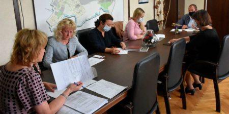 Состоялось заседание комиссии по мобилизации доходов городской казны