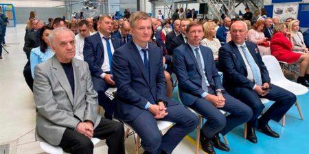 Активисты Жуковского приняли участие во встрече с губернатором Подмосковья