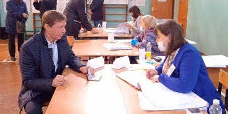 По предварительным итогам на выборах в Жуковском лидирует партия «Единая Россия»