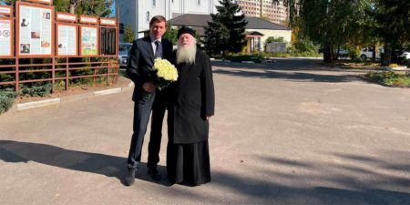 Исполнилось 30 лет со дня священнической хиротонии протоиерея Николая Струкова